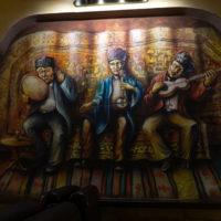 фреска ресторан банкетный зал