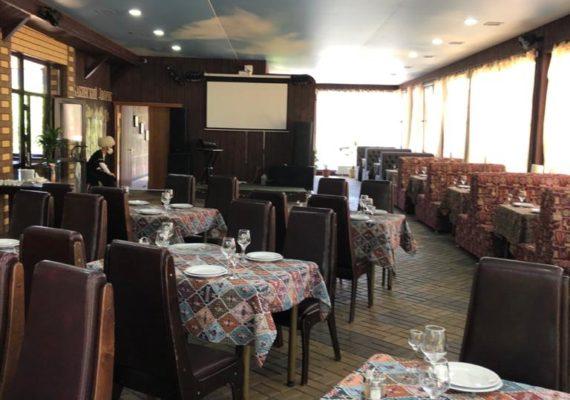ресторан банкетный зал панорамный