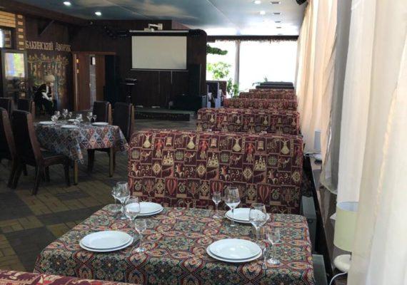 свадьба в ресторане панорамный зал
